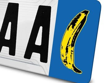 Sticker The Velvet Underground & Nico for license plates
