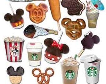 Digital Disney Snacks Commercial License