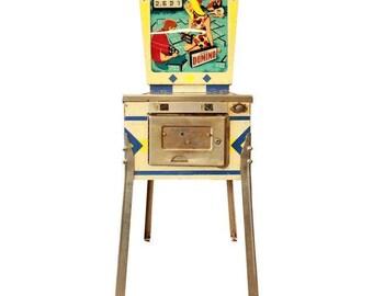 ON SALE - 1968 Gottlieb Domino Pinball Machine
