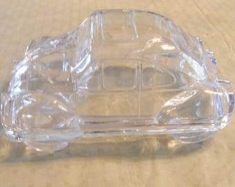 Vintage Volkswagen Butter Dish