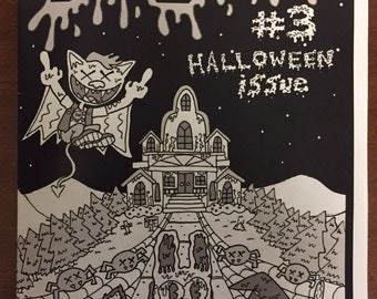 ISSUE 3 Halloween Issue