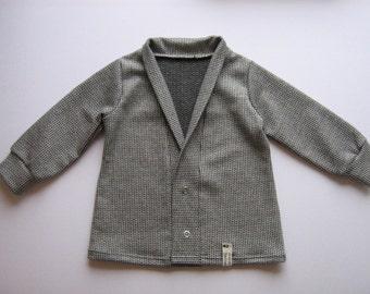 Toddler Cardigan hipster baby jacket kids CARDI shrug sweater
