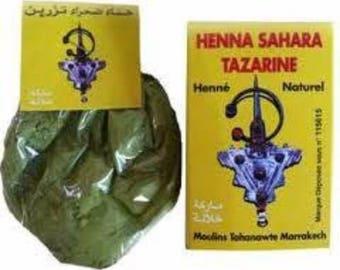 Henna Powder Sahara Tazarine