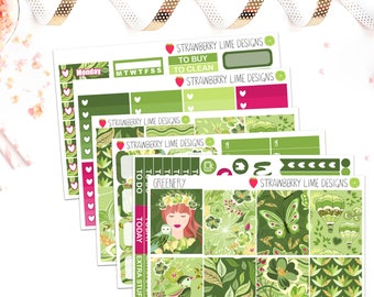 Greenery Collection - Deluxe Kit