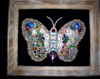 Butterfly Vintage Jewelry Picture