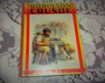 Vintage Book titled Swiss FamilyRobinson