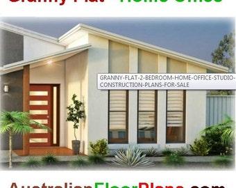 63 m2 | 678 sq foot |  2 Bedroom | 2 bed granny flat | granny flat |  2 Bedroom Granny Flat |  Modern Granny Flat | two bedroom