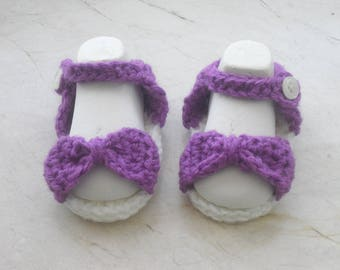 Baby shoes - baby sandal - SL 7.5 cm - shoes - baby shoes