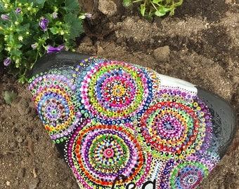 """Memorial Stone """"Colors of Life"""""""