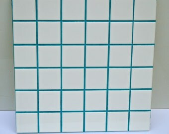 St. Martins Teal, Sanded Grout with Teal pigment added. FREE SHIPPING!!! Tile Grout Colors, Custom Color Matching Available.
