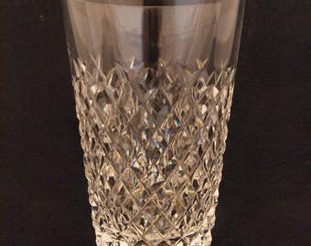 Waterford Crystal Alana Pattern - 12 oz flat tumbler