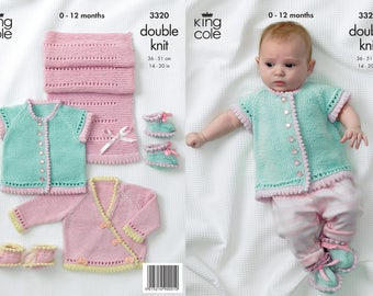 Girl's Own Knitting Pattern