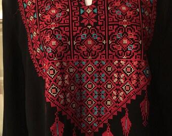 Palestinian Cross Stitch / Embroidery top