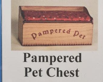 1:12 Dollhouse Miniature Pampered Pet Chest/ Miniature Kit DI PT200