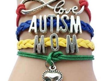 Autism Mom Bracelet