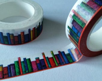 Book Shelf Washi Tape
