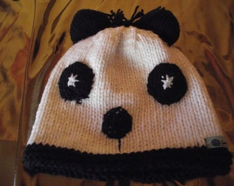 Kids Panda hat, art. Nr ON THE 160
