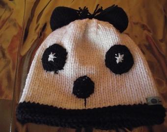 Kids Panda hat, art. Nr ON THE 160