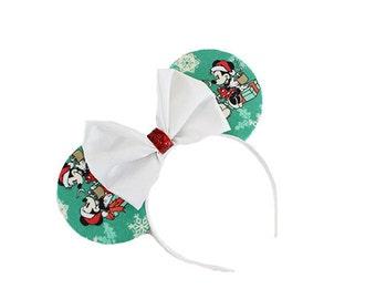 Very Merry Mickey Holiday Ears