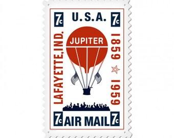 Air Mail Balloon