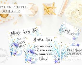 Custom Sirena Bridal Package