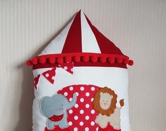 Circus BigTop cushion