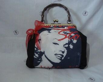 Marilyn Monroe bag / New York
