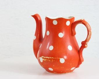 Teapot Sarreguemines