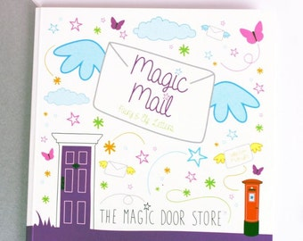 Magic Mail - fairy and elf letters - mail to and from the fairies!