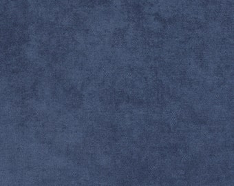 Shadow Play - Per Yd - Maywood Studio - MAS513 B13 - Twilight Blue