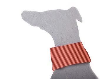 Bio-Doggyloop STRIPES orange