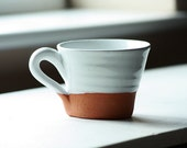 Large Terracotta Mug
