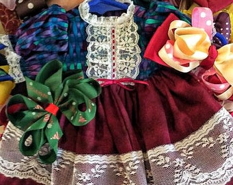 """Party Dress for 18"""" Dolls"""