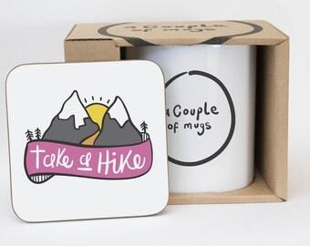 Take A Hike Coaster