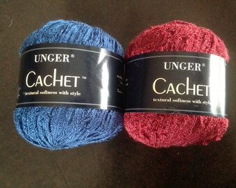 Unger Cachet yarn