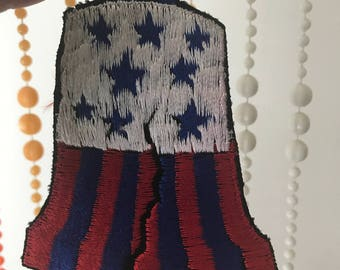 Vintage American Liberty Bell Deadstock Patch
