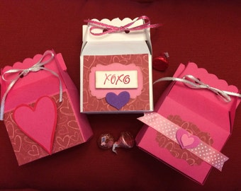 Little boxes of love (3 for 5.00)