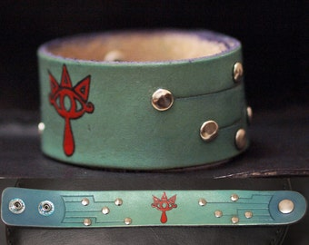 Zelda Sheikah wristband