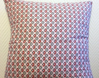 small pan etnic dots pillow cover