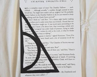 Harry Potter Painted pages