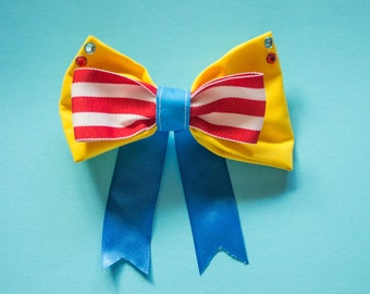 Cha Cha Bingo Inspired Hair Bow