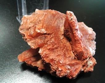 Red gypsum of Spain