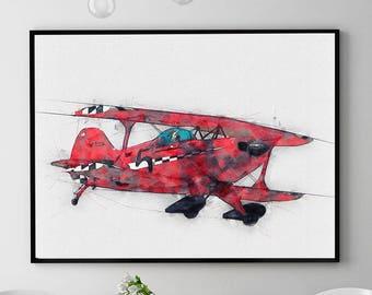 Aviation Wall Art aviation wall art | etsy