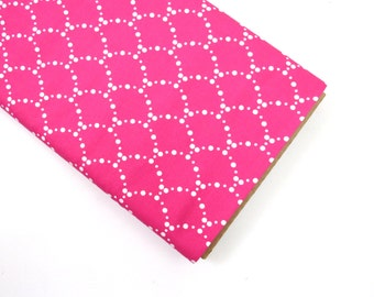 Ripples Pink - Millie Fleur - HALF YARD - Art Gallery Fabric - Cotton Fabric - Quilting Fabric