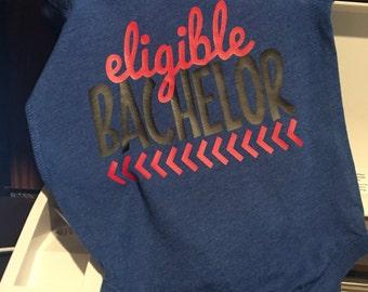 Eligible Bachelor Onesie/Shirt