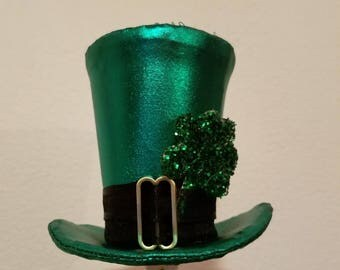 Mini Leprechaun Top Hat