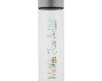 Matilda Jane Addict Water Bottle Platinum Pattern M2M