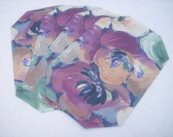 Table placemats - set of 4 units