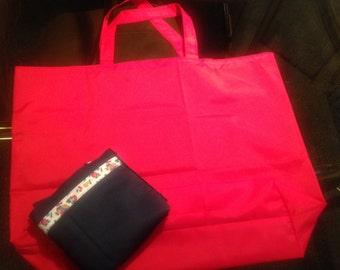 Foldup Shopping Bag