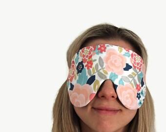 Adult sleep mask, eye mask, black out mask, large sleep mask